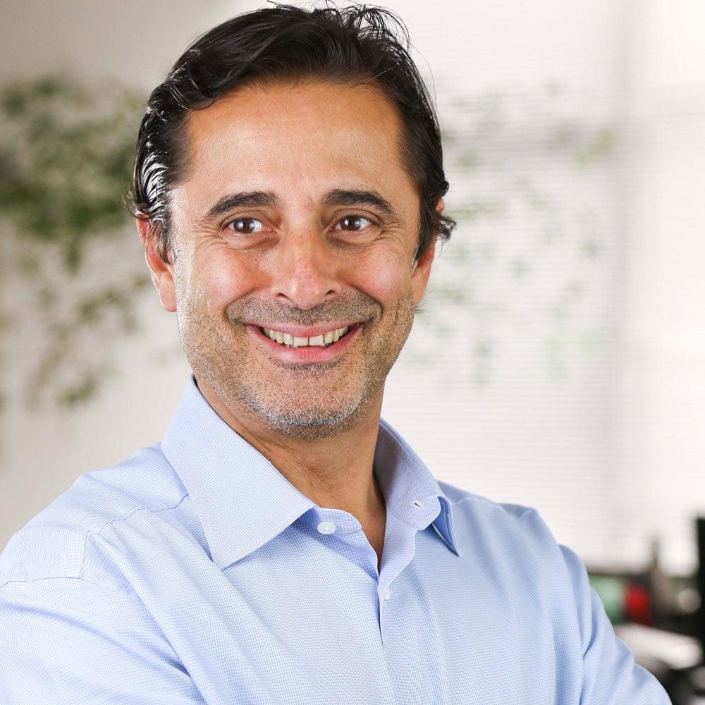 Foto Cassio Bariani, CEO e sócio-fundador da Smartbrain