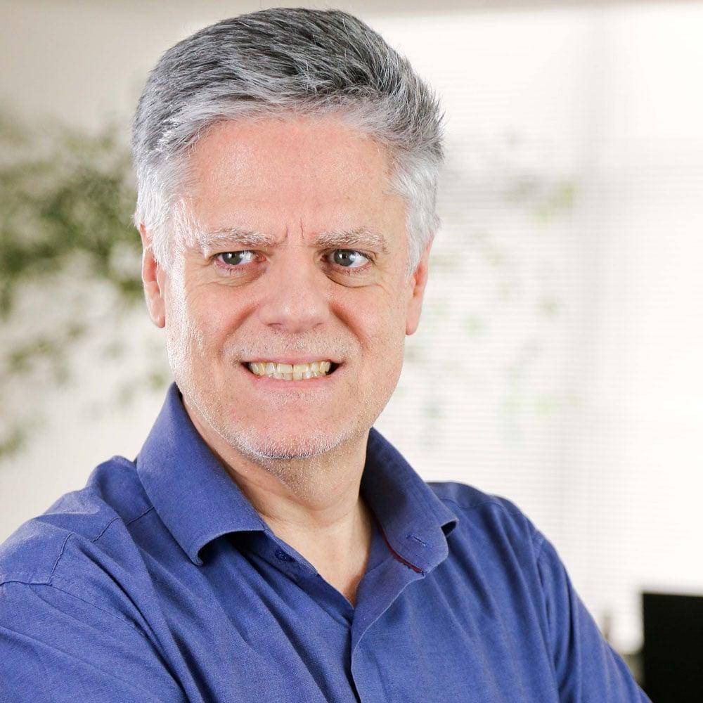 Henrique Garcia Spinosa Netto, COO e sócio-fundador da Smartbrain