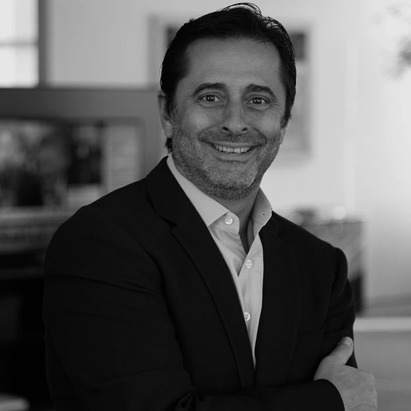 Fotografia de Cassio Bariani, CEO e Sócio Fundador da SmartBrain