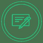 Ícone Classificação Personalizada