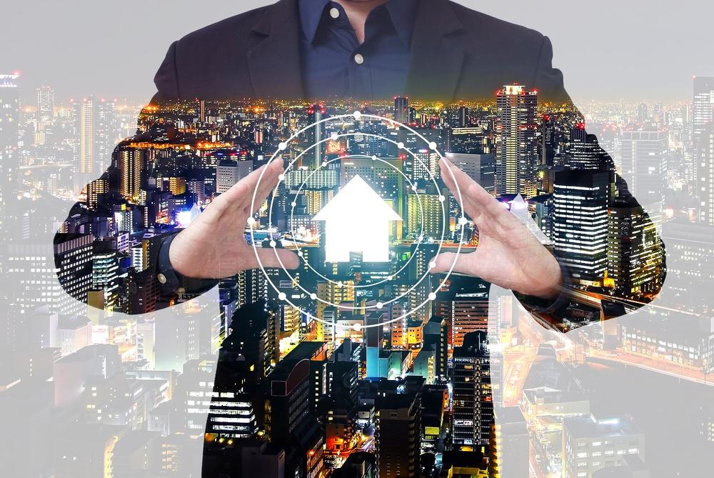 Veja seus investimentos em imóveis com a mesma flexibilidade e agilidadecom que gerencia investimentos financeiros - Smart Real State